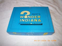 Faust's Wonder Indiana Hoosier Trivia