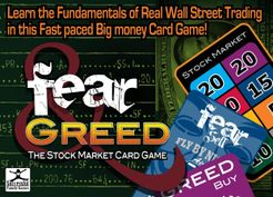 Fear & Greed: The Stock Market Card Game