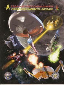 Federation Commander: Reinforcements Attack