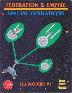 Federation & Empire: Module 1 – Special Operations