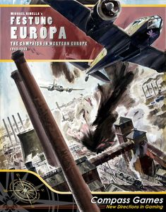 Festung Europa: The Campaign for Western Europe, 1943-1945