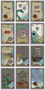 Feudum: Kickstarter Promotional Cards