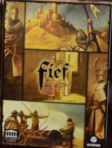 Fief: France 1429 – Expansions Pack