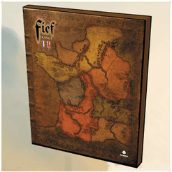 FIEF France: Gameboard