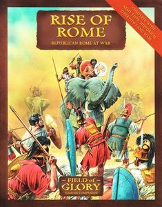 Field of Glory Companion 1: Rise of Rome