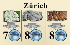 Fields of Arle: New Travel Destination – Zürich