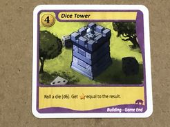 Fields of Green: Dice Tower