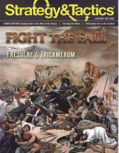 Fight The Fall: Faesulae A.D. 405 & Tricamerum A.D. 533