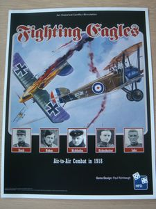 Fighting Eagles: Air Battles of 1918