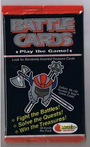 Fighting Fantasy Battle Cards