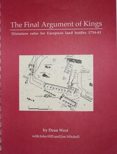 Final Argument of Kings