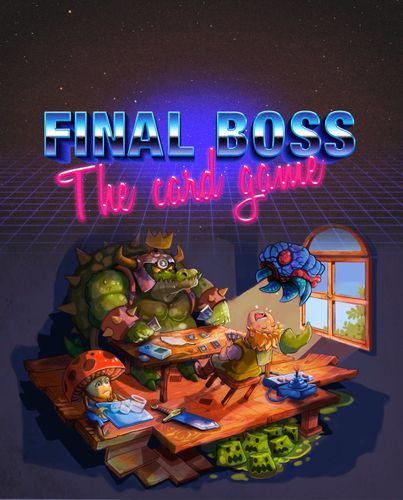 Final Boss: The card game