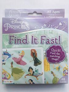 Find It Fast!: Disney Princess