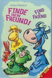 Finde den Freund
