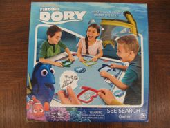 Finding Dory: See Search Game