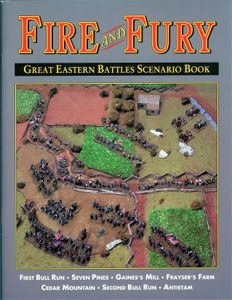 Fire and Fury:  Great Eastern Battles Scenario Book