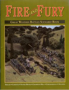 Fire and Fury:  Great Western Battles Scenario Book