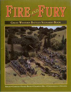 Fire and Fury:  Great Western Battles Scenario Book