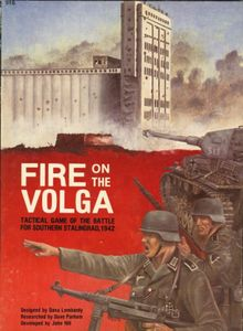 Fire on the Volga