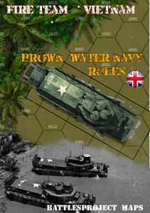 Fire Team Vietnam: Brown Water Navy Rules