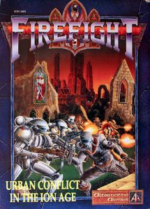 Firefight: Urban conflict in the Ion Age