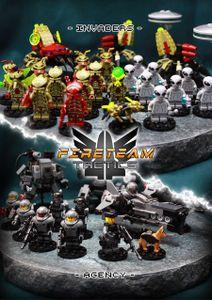 Fireteam: Tactics – Agency VS Invaders