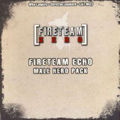 Fireteam Zero: Fireteam Echo Male Hero Pack
