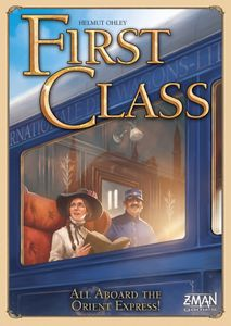 First Class: All Aboard the Orient Express!