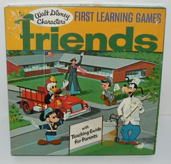 First Learning Games: Friends