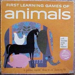 First Learning Games of Animals