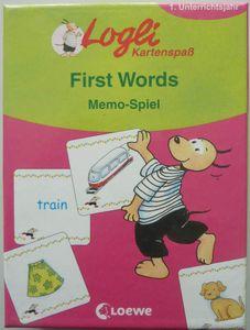 First Words: Memo Spiel