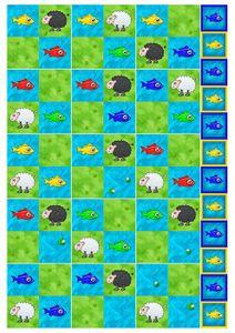 Fische und Schafe
