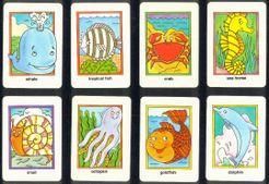 Fish Card Game