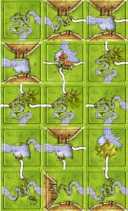 Fisherman (fan expansion to Carcassonne)