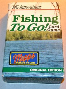 Fishing To Go Card Game