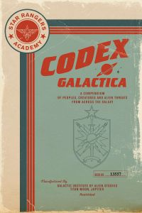 Fistful of Lead: Galactic Heroes – Codex Glactica