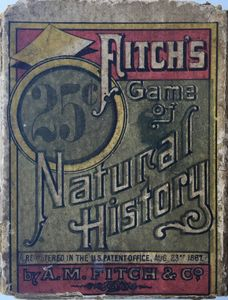 Fitch's Game of Natural History