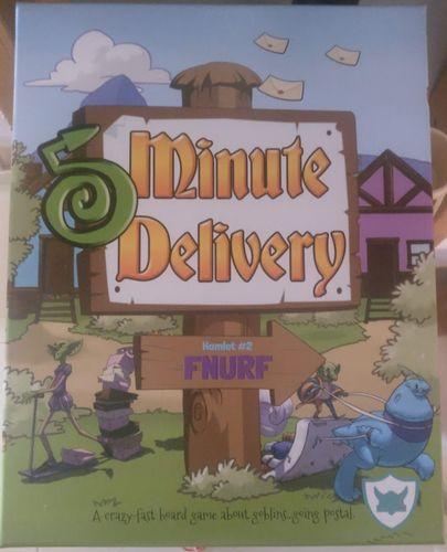 Five Minute Delivery: Hamlet #2 – Fnurf