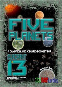 Five Planets