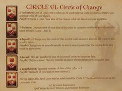 Five Seals of Magic: Circle VI – Circle of Change