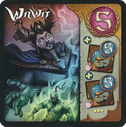 Five Tribes: Wilwit