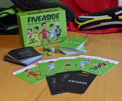 Fiveaside: Football Card Game