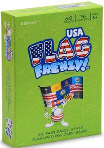 Flag Frenzy USA