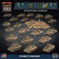 Flames of War: American Starter Force – Combat Command