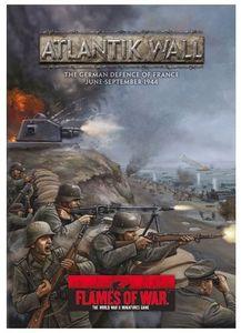 Flames of War: Atlantik Wall – The German Defence of France June-September 1944