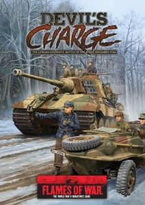 Flames of War: Devil's Charge – The German Offensive – Battle of the Bulge, December 1944