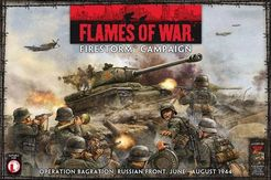Flames of War Firestorm Campaign: Operation Bagration