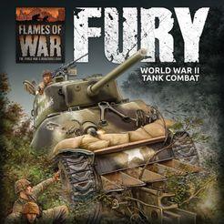 Flames of War: Fury – World War II Tank Combat