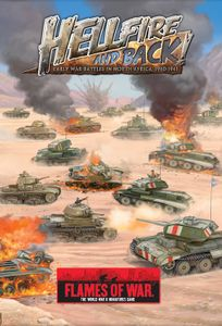 Flames of War: Hellfire and Back! – Early War Battles in North Africa, 1940-1941