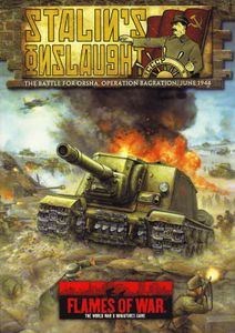 Flames of War: Stalin's Onslaught